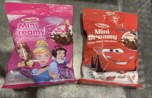 ディズニー チョコレートバック フィギア入り 各種 39g×4袋