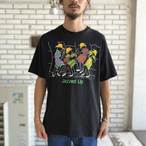 90's JAZZED UP TEE