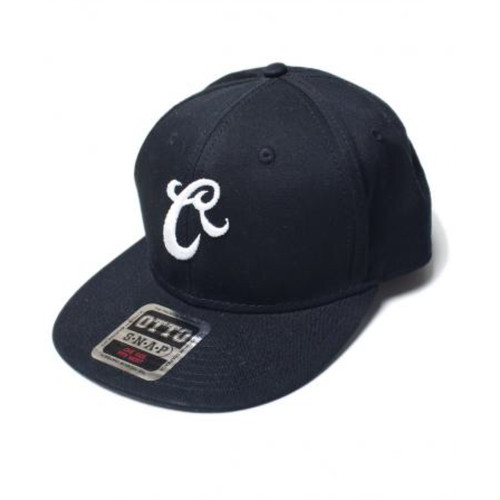 RUTHLESS #B Cotton Cap Black