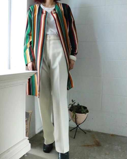 70s Levis off-white pants