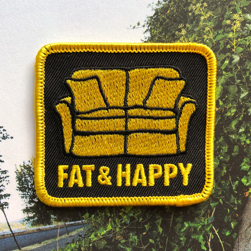 """dontreallycare""""FAT PATCH"""""""