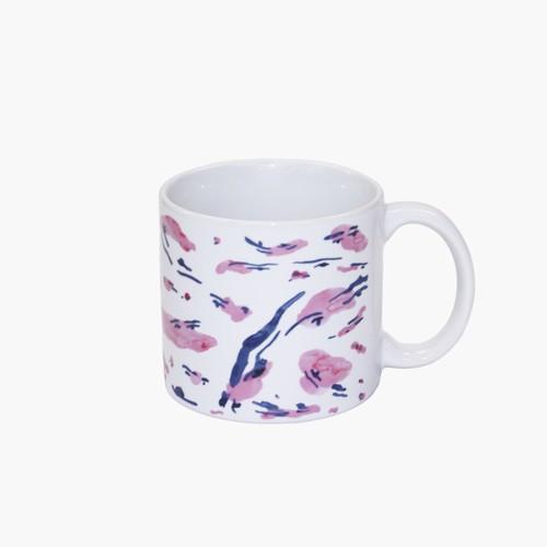 【ShiShi Yamazaki】もにゃもにゃテキスタイルマグカップ