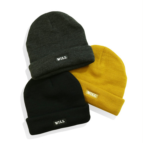 WILL BOX LOGO BEANIE