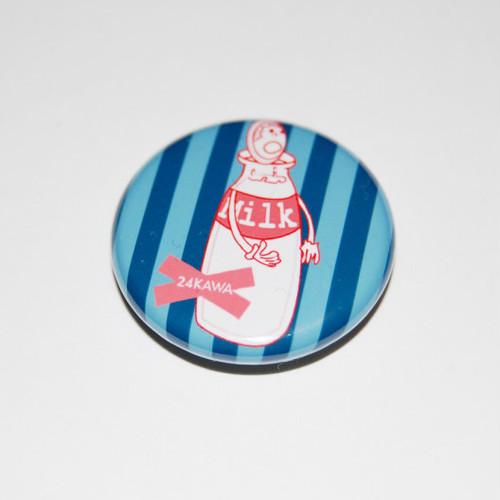 Gyu-Nyu Bin Button Badges