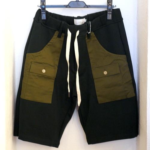 Jersey Bush Shorts Dark Green