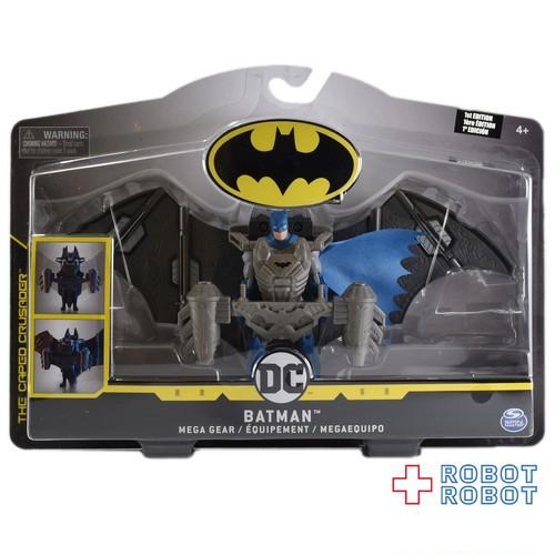 スピンマスター バットマン クリーチャーカオス デラックス メガ・ギア バットマン 4インチフィギュア