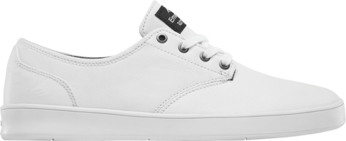 EMERICA ROMERO LACED white/white/black