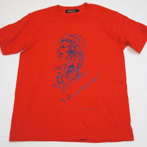 LITTLE RUDE GIRL Tシャツ RED