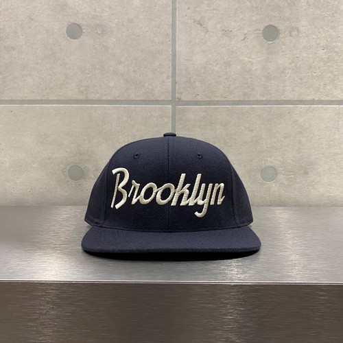 HOOD HAT BROOKLYN SNAPBACK / NAVY