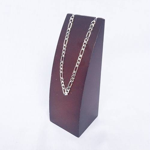 フィガロ FIGARO シルバー 銀 SILVER ネックレス ヒップホップ HIPHOP ラッパー 50cm 1192