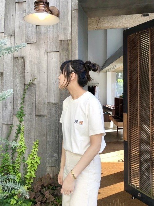 【20AW】MAISON KITSUNE メゾン キツネ / Tee - Shirt