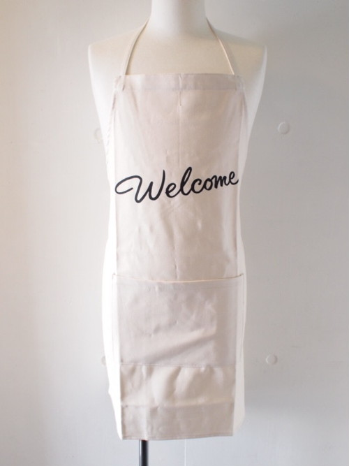 DRESSSEN ADULT APLON(Welcome) / #22