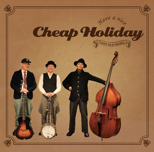 「CHEAP HOLIDAY」newアルバム