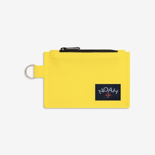 Zip Pouch(Yellow)