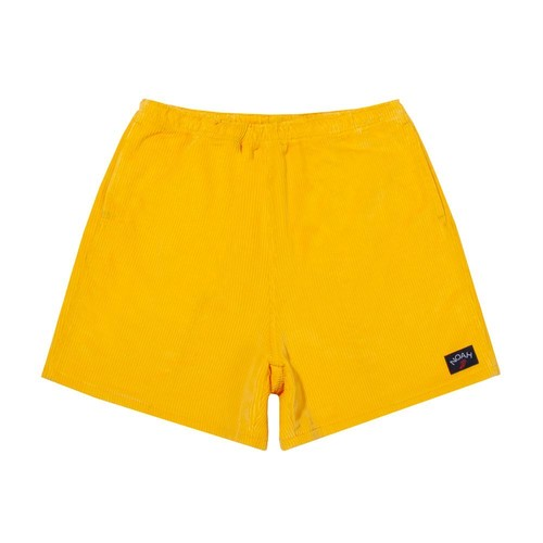 Corduroy Running Shorts(Lemon)