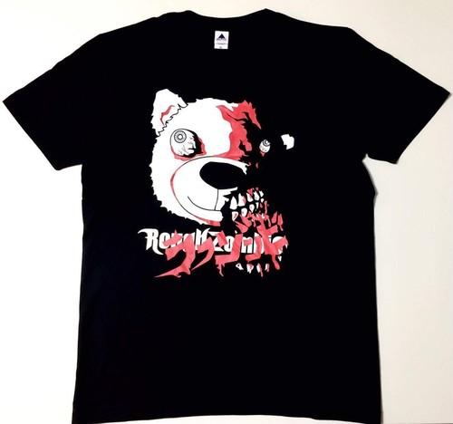ラフゾンビTシャツ-デッドM〜XXL