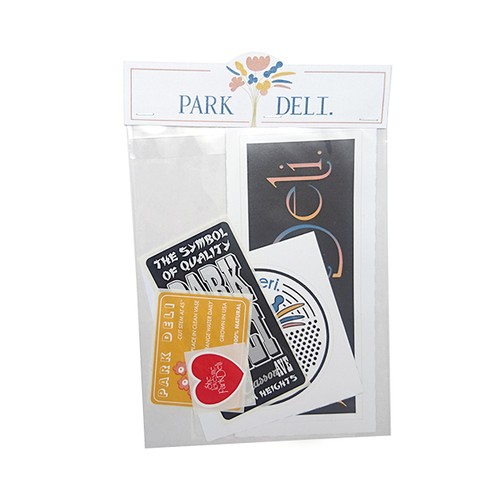 PARK DELI - STICKER PACK