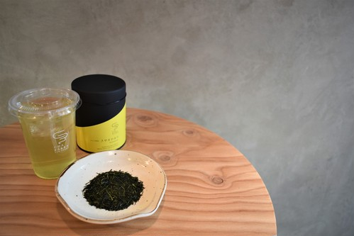 【2019 NEW】さやまかおり - かぶせ煎茶 - 50g(茶缶)