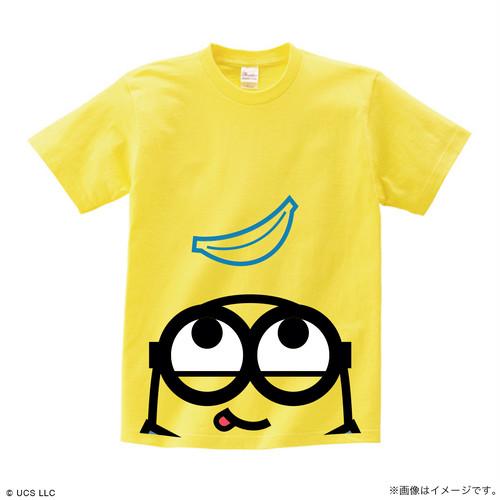 Tシャツ/ミニオン(ミニオン・バナナデイ ボブ ペロリ)