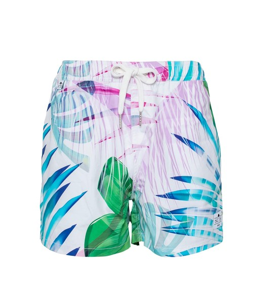 SUNS COLORFUL BOTANICAL SWIM SHORTS[RSW029]