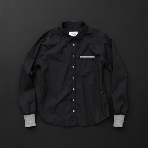 レディス standard 黒×灰+P
