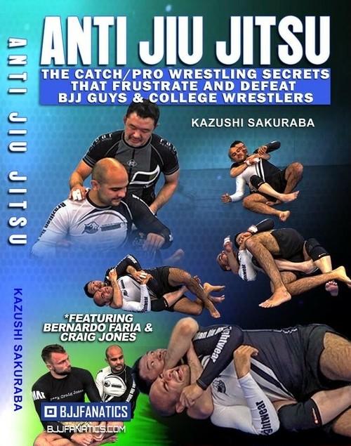 桜庭 和志 アンチ柔術(Anti Jiu Jitsu)DVD4枚セット