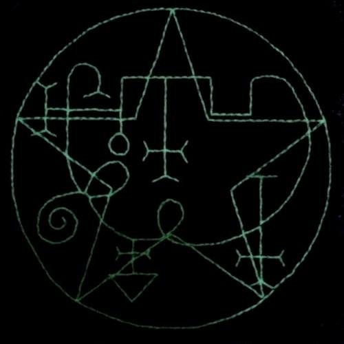 光る悪魔の魔法陣コースター アンドレアルフス