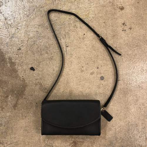 OLD COACH #Shoulder Bag Black ¥14,800+tax