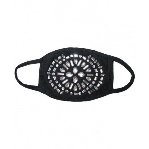 WANNA Jewels Of Silence Mask BLACK