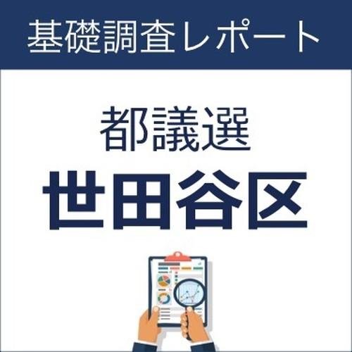 世田谷区 基礎調査レポート
