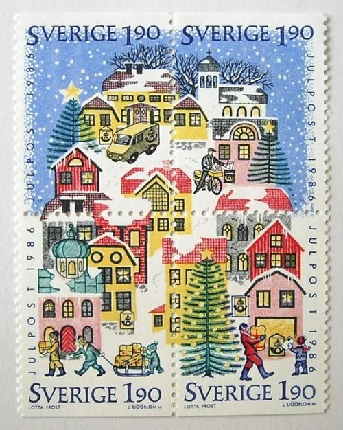 クリスマス / スウェーデン 1986