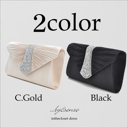 2color パーティーバック0405-2【結婚式・二次会・謝恩会・パーティーバック】