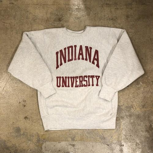 Champion R/W Indiana University Sweat ¥11,400+tax