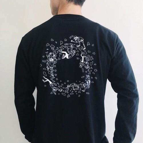 黒:M  travis Long T-shirts