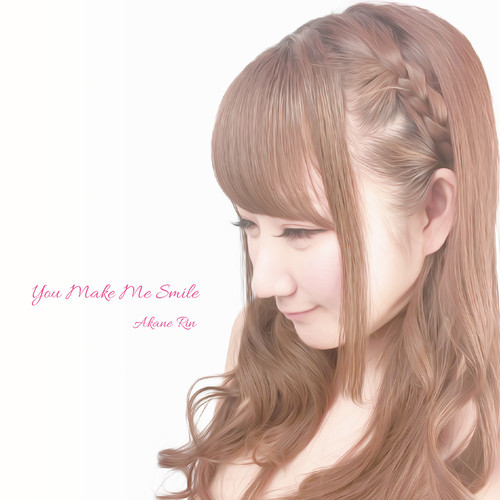 2ndシングル「You Make Me Smile」