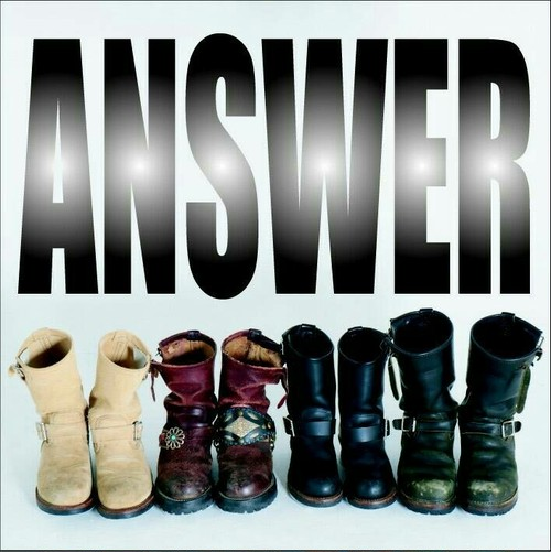 NEW!![BURNING SOUL CD] ANSWER