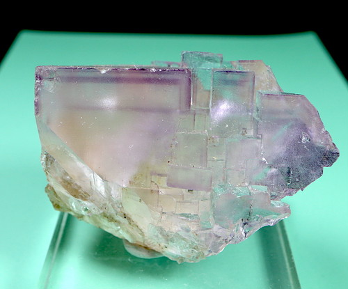 イリノイ州産! フローライト 蛍石 原石 51,5g  FL099 鉱物 天然石 パワーストーン