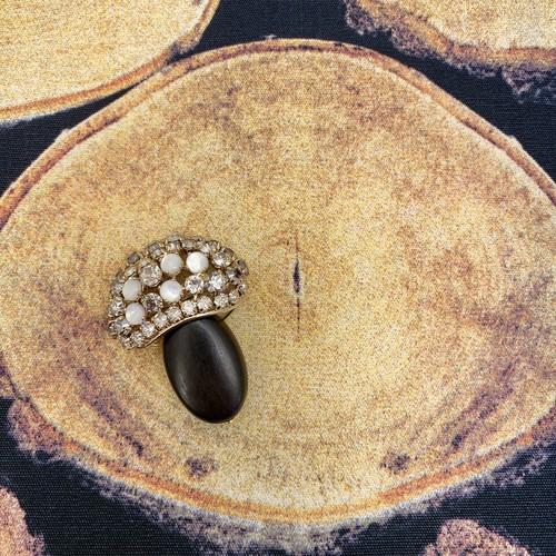 PHILIPPE FERRANDIS キノコブローチ