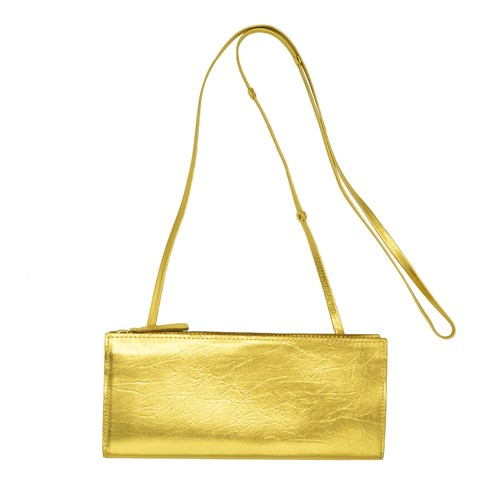 《財布ポーチM》TIN BREATH Ready to go purse Gold