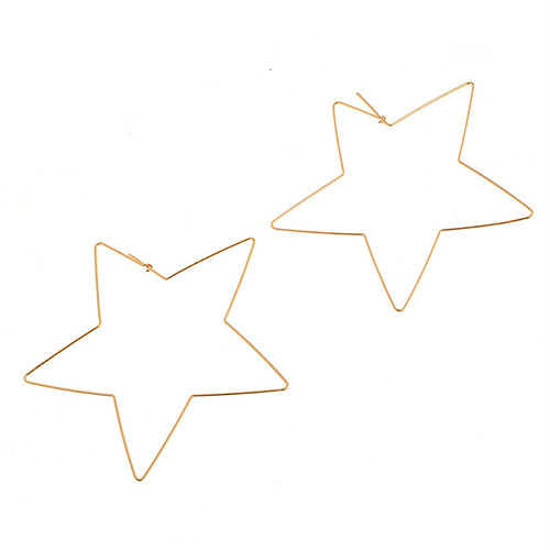 RIMI&Co. SELECT  スターピアス  2Color< Star Earrings >
