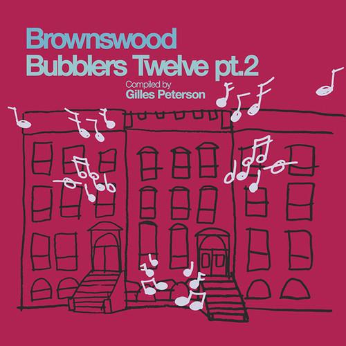 【ラスト1/LP】V.A. - Brownswood Bubblers Twelve pt.2