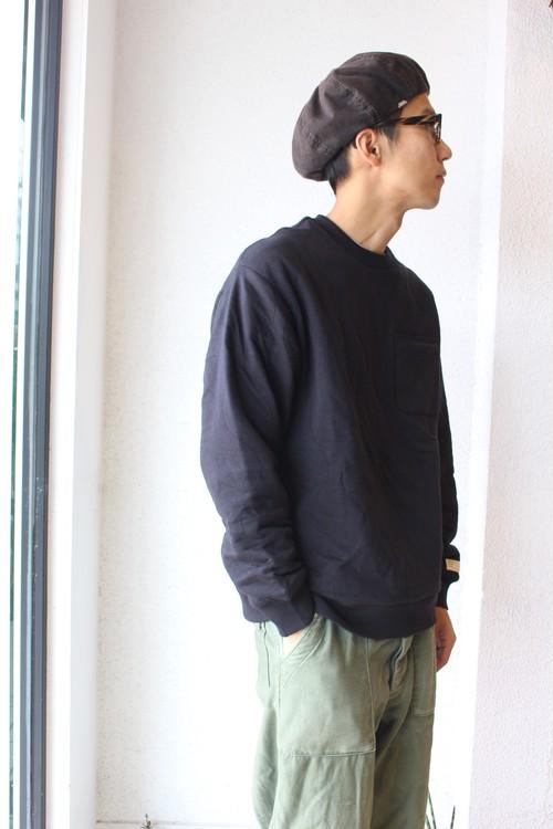 【今期最終入荷】KIFFE (キッフェ) / Quilt Sweat(キルトスウェット)
