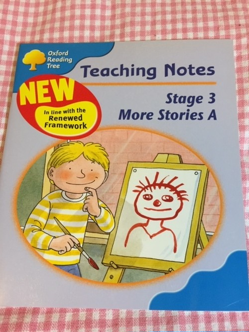 ORT Teaching Notes set(Stage3 More StoriesA)