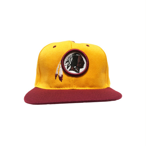Bootleg REDSKINS Cap -yellow-