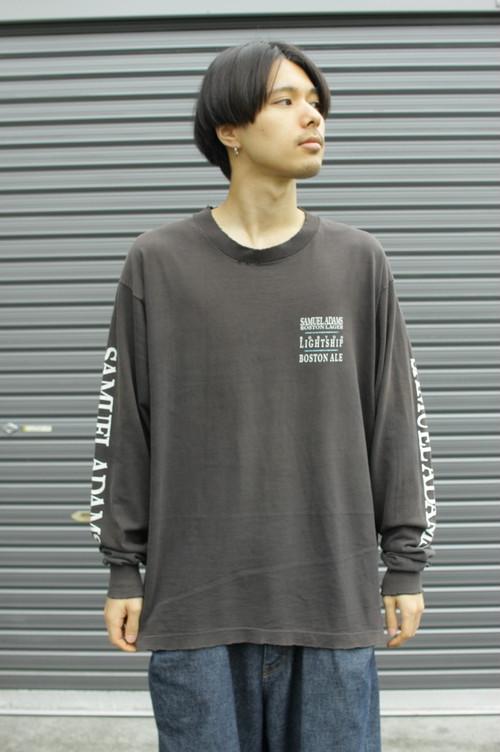 SAMUEL ADAMS Print L/S T-Shirt