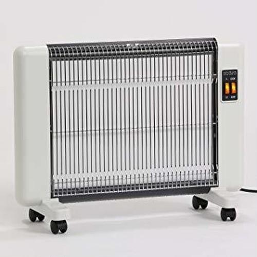 遠赤外線輻射式セラミックヒーター『サンラメラ600Wタイプ』