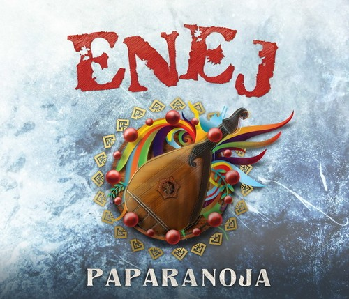 CD『Paparanoja』- Enej