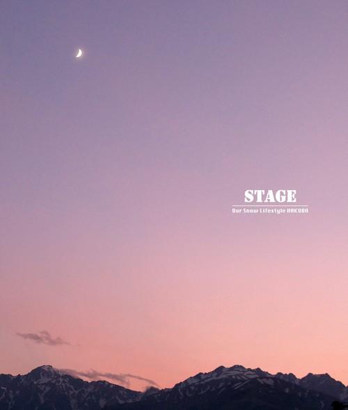 2nd写真集『STAGE』