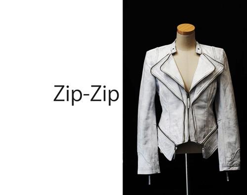 Zip-Zip 【Ramleather】