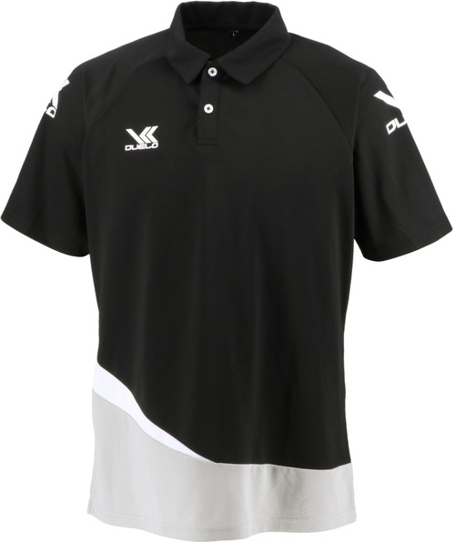 D030 Polo Shirt BLK